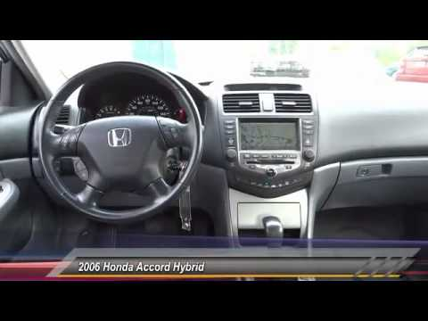 2006 honda accord hybrid pasadena cerritos los angeles. Black Bedroom Furniture Sets. Home Design Ideas