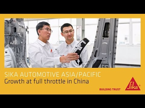Sika Automotive Asia/Pacific