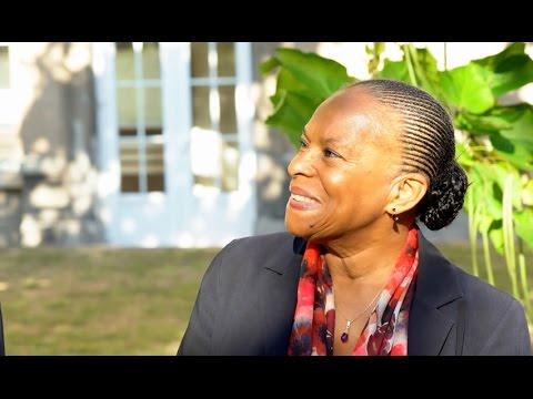 Sciences Po, campus de Nancy : Christiane Taubira à la jeunesse