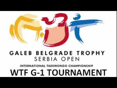 Taekwondo klub Energy/Galeb Belgrade Trophy 2016