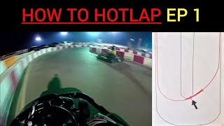 Download HAIRPIN TURN in KARTING (TUTORIAL) - HOW TO HOT LAP EPISODE 1 (KARTING TIPS)