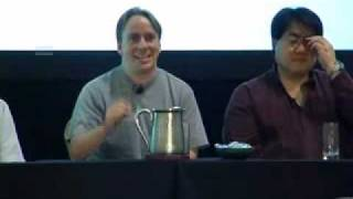 LinuxCon Portland 2009 - Roundtable- Q&A 3