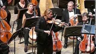 Дэвид Гаррэтт (Германия). Выступление в концертном зале им.П.И.Чайковского. 2 марта 2015 г. Москва