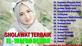Full Sholawat Terbaik Pilihan EL - WAFDA (Musik Islami Indonesia)