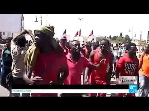 African Migrants Attacked In Tangiers