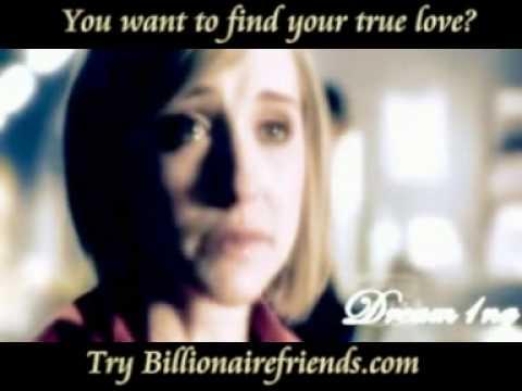 billionaires dating site