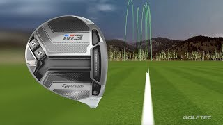 Golf Equipment: Adjust the weights in your driver to shape shots