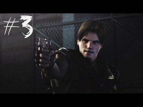 Resident Evil Operation Raccoon City Carlos Oliveira Gameplay