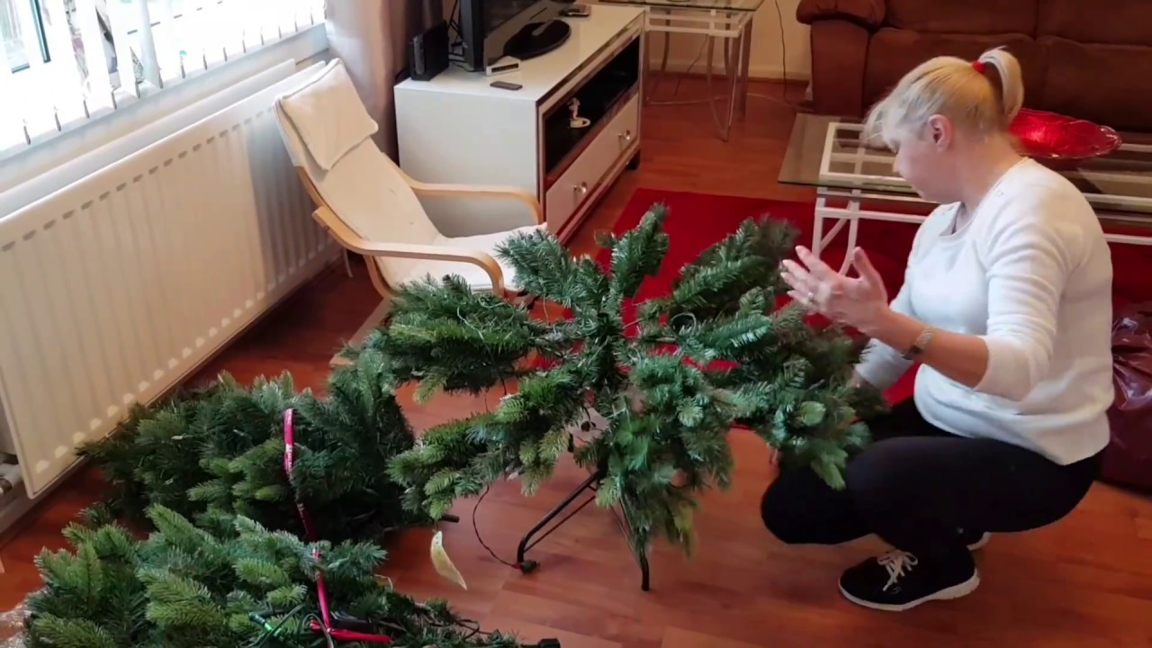 Balsam Hill Christmas Tree.Balsam Hill Christmas Tree Unboxing Review
