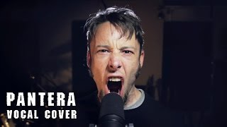 Pantera - 5 Minutes Alone - Vocal Cover