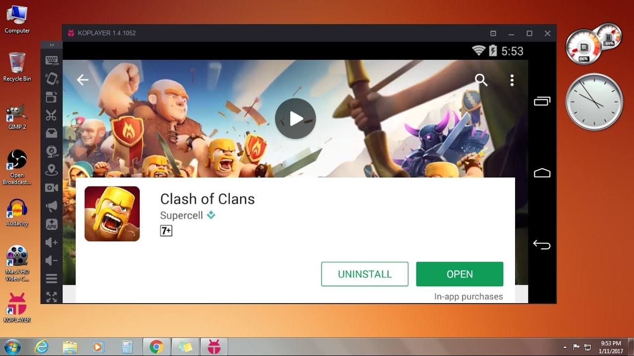 clash of clans download windows 10 pc
