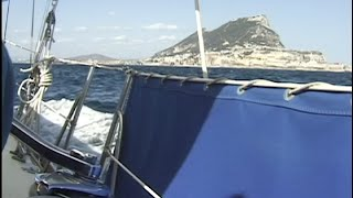 Sailing Mediterranean - Gibraltar & South Spain