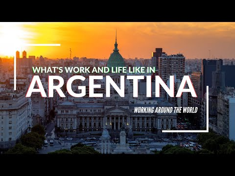 ARGENTINA: Working Around the World | Watch Before You Go