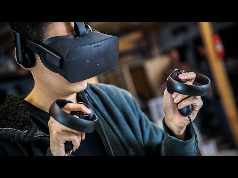 Professional Sculpting in Virtual Reality with Oculus Medium