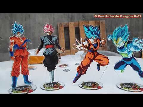 🐉 Unboxing Dragon Ball acrylic stand figures