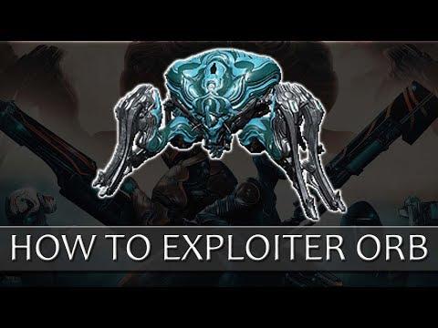 Warframe - How To: Exploiter Orb (Spoilers...Obviously) thumbnail