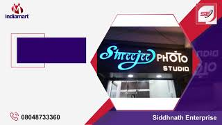 LED and Glow Sign Board Manufacturer