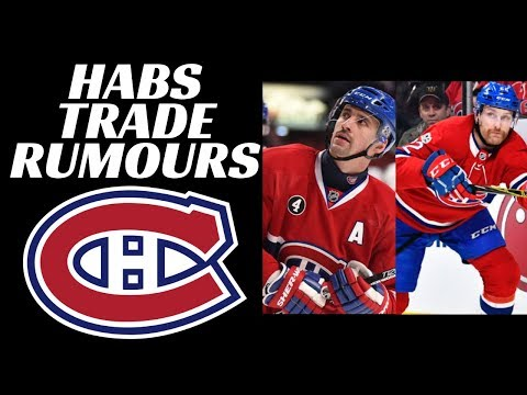 Montreal Canadiens Trade Rumours