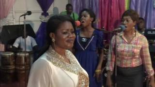 Wonderful  Performance by Obaapa Christy  at Charismatic Redemption Ministries