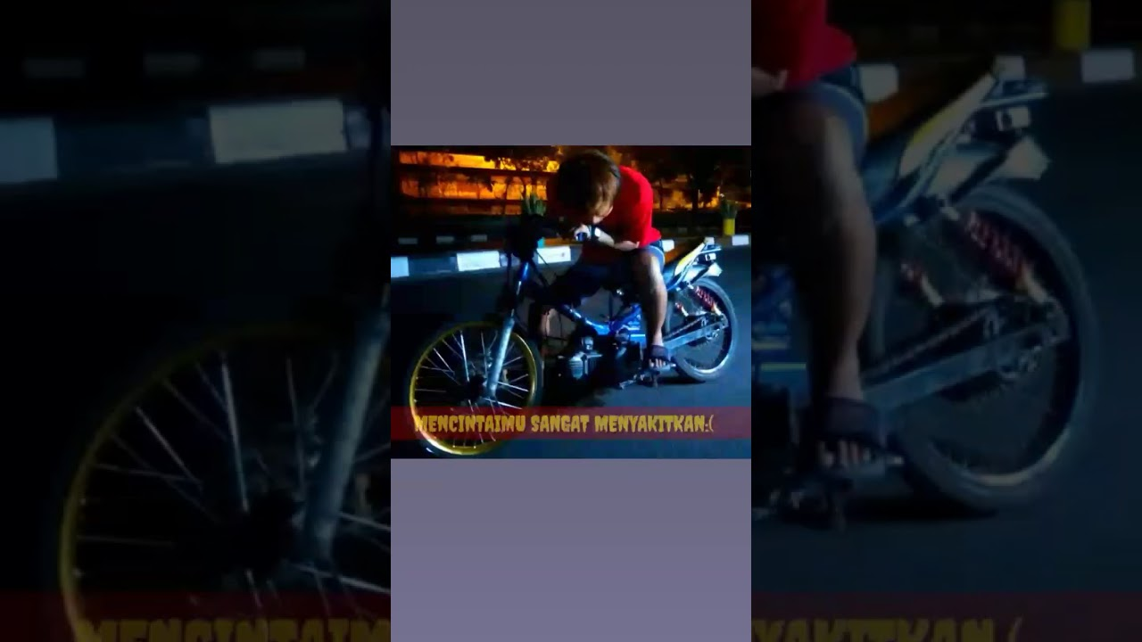 Kata Kata Story Wa Anak Racing Keren Youtube