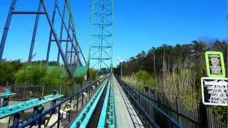 Kingda Ka - Six Flags - A maior e mais rápida Montanha Russa do Mundo!!!