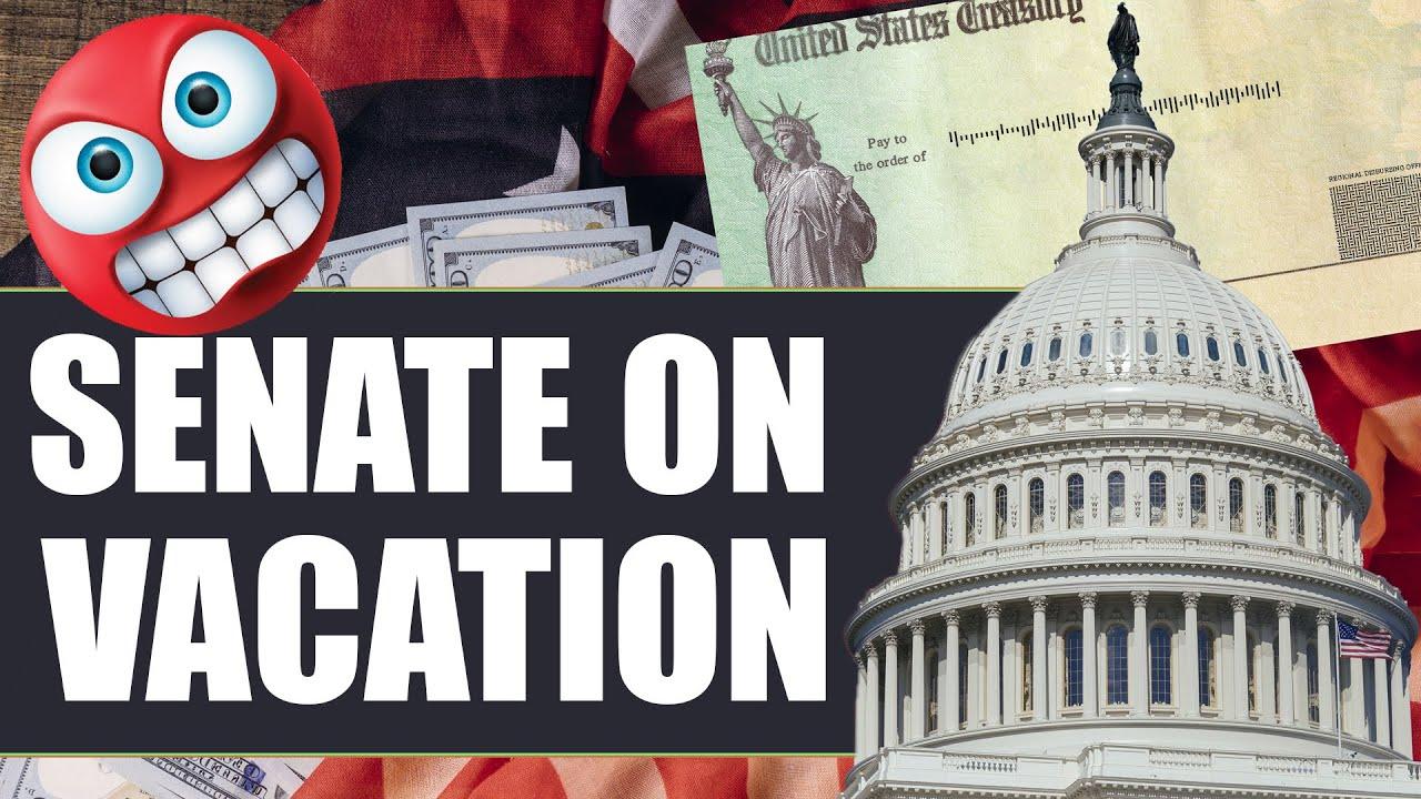 STIMULUS CHECK UPDATE: 2ND STIMULUS CHECK | Stimulus Package Stalls In The Senate