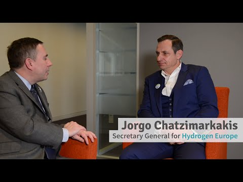 Jorgo Chatzimarkakis - Secretary General for Hydrogen Europe