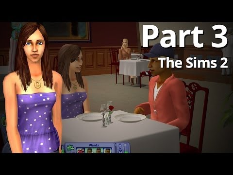 Let's Play - The Sims 2 - Part 3