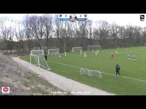Lyngby U14 SBU rk 1 Lyngby vs FC Holte 24 april 2016 (2-2)