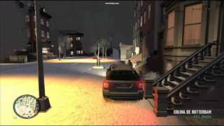 GTA 4 PC MAX Settings 1680x1050 on Sempron.