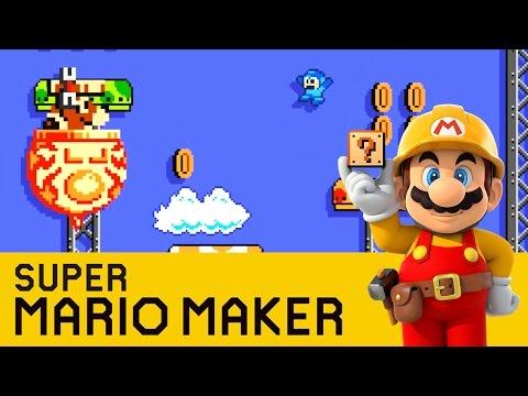 Mario Maker - 100 Mario Challenge - Expert (10)