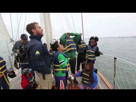 East Bay Times: Kids hear the call of the sea through sailing nonprofit