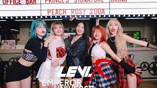 "EXID (이엑스아이디) ""L.I.E (엘라이)"" COVER BY LEVI.R (THAIL…"