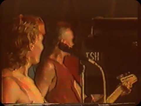 Juliet Jonesin Sydän: Yhdessäolo. Ruisrock 1986