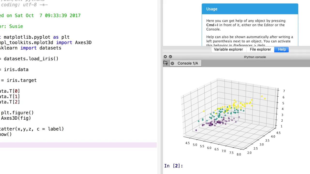python matplotlib scatter plot advanced散点图高级部分,千呼万唤💩出来。