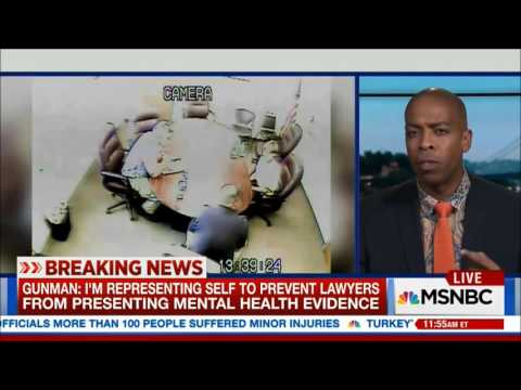 Dylan Roof Death Penalty Hearing