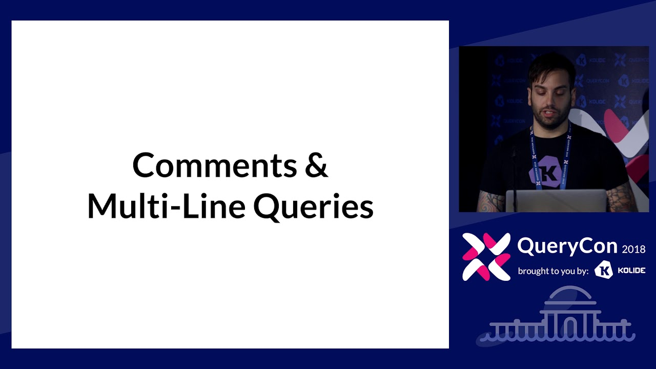 QueryCon 2018 | Mike Arpaia (Kolide) fleetctl - Instrumenting Dynamic  Environments
