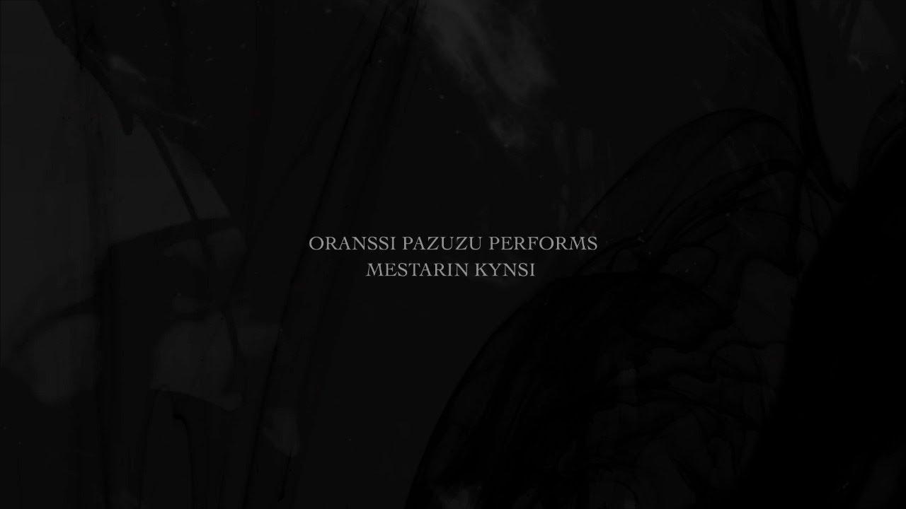 Oranssi Pazuzu performs Mestarin kynsi - Live stream concert