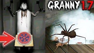 ОБНОВЛЕНИЕ ГРЭННИ ЗАМОРОЗКА ПАУКА И СЛЕНДЕРИНЫ! - Granny 1.7