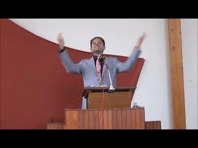 Whom Shall I send ? - Tamil Sermon By Elder Anniel ANGE