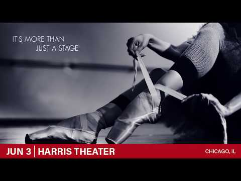 National Ballet of Ukraine in Chicago - The Harris Theater - June 3, 2018