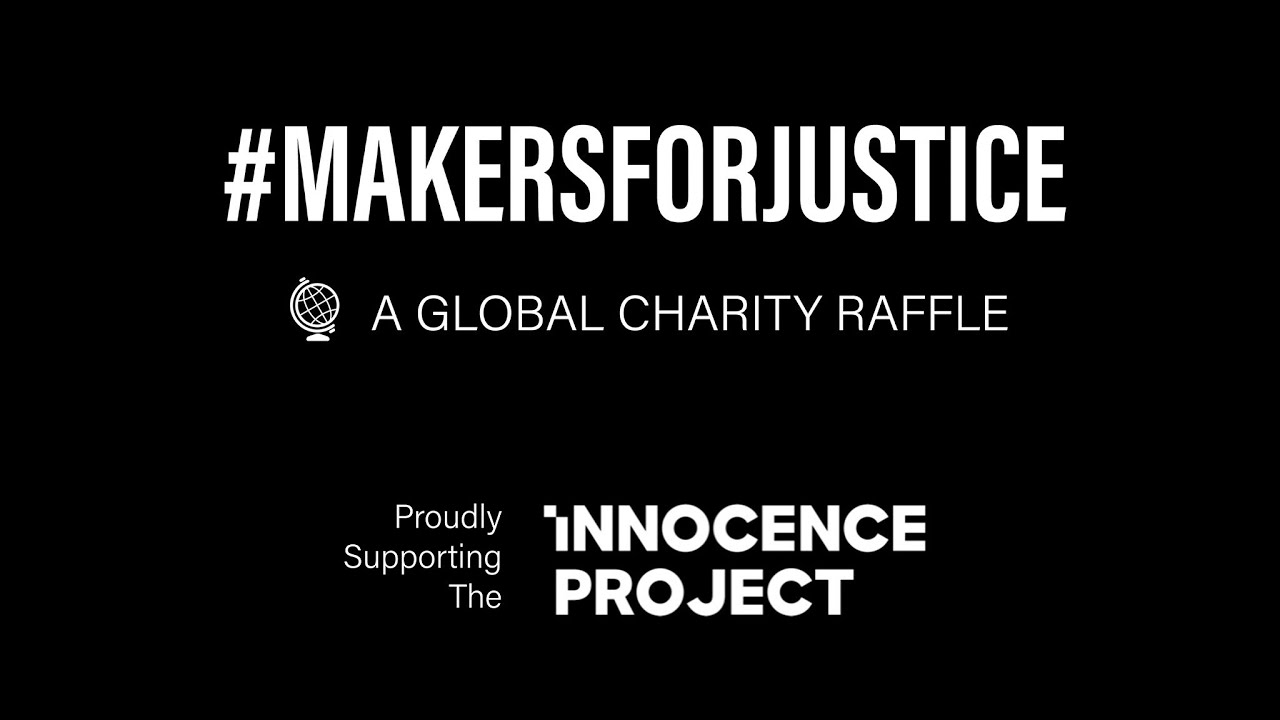 MAKERS FOR JUSTICE - Global Charity Raffle