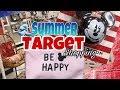Target Shopping Summer 2018