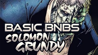 Solomon Grundy BnB Combos (39-82%) Tutorial | Injustice: Gods Among Us