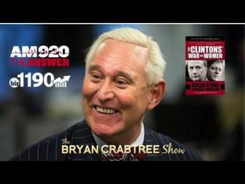 Roger Stone:  This Will End Clinton