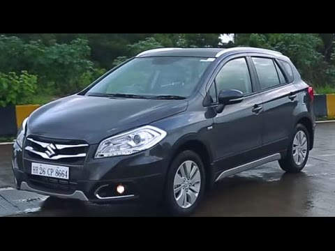 Review of Maruti Suzuki S-Cross Crossover Concept Cars   Features & Specifications
