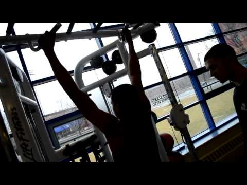 Meet Matt Rauseo - UMass Lowell Campus Recreation Center Personal Trainer (2:03)