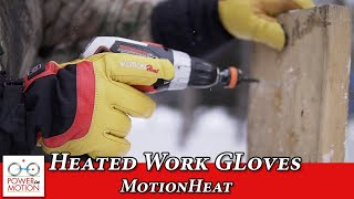 Now Available - Heated Work Gloves!