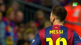 Lionel Messi vs Rayo Vallecano (Home) 14-15 HD 720p (08/03/2015) - English Commentary