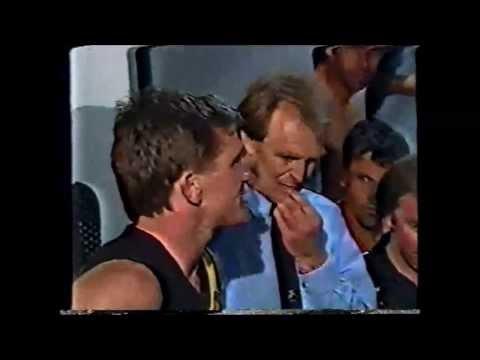 1990 SANFL Grand Final Graham Cornes After Match Speech